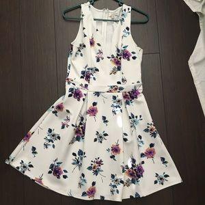 Frencescas floral summer dress